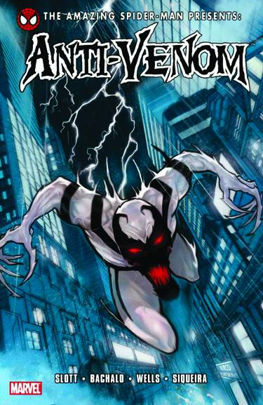Amazing Spider-Man Presents: Anti-Venom TP