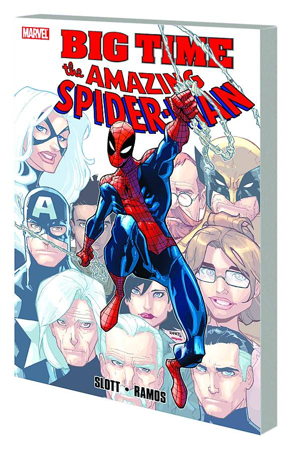 Amazing Spider-Man: Big Time TP