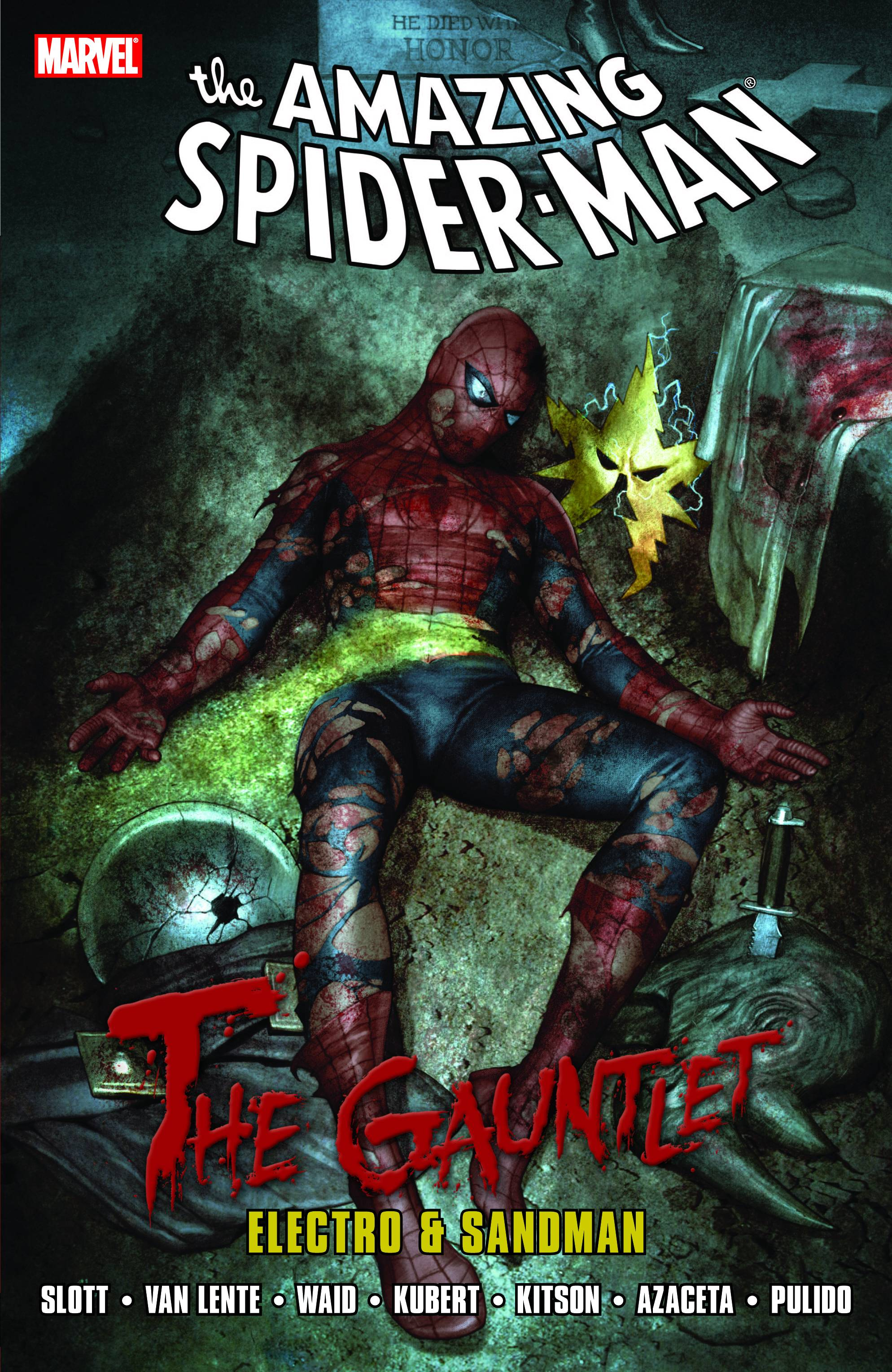 Amazing Spider-Man: The Gauntlet Volume 1 (Electro & Sandman) TP