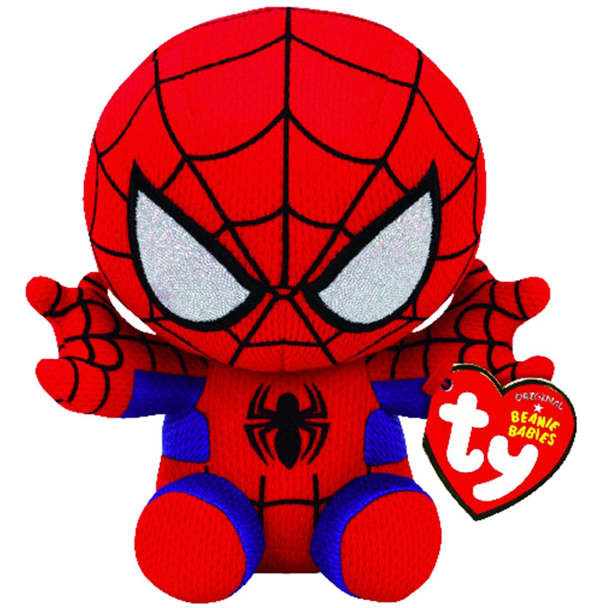 Ty Spider-Man Plush
