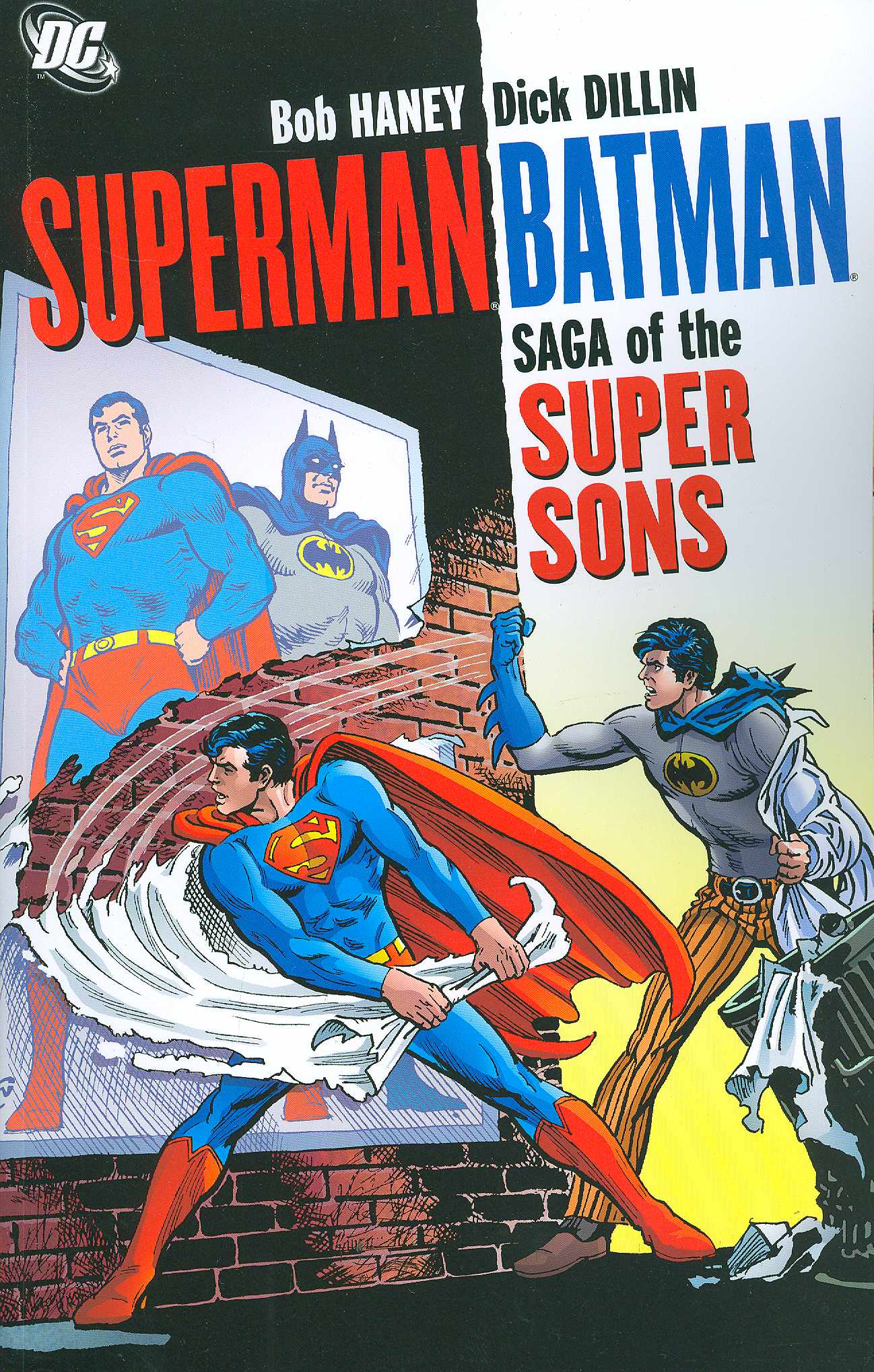 Superman/Batman: Saga of the Super Sons TP