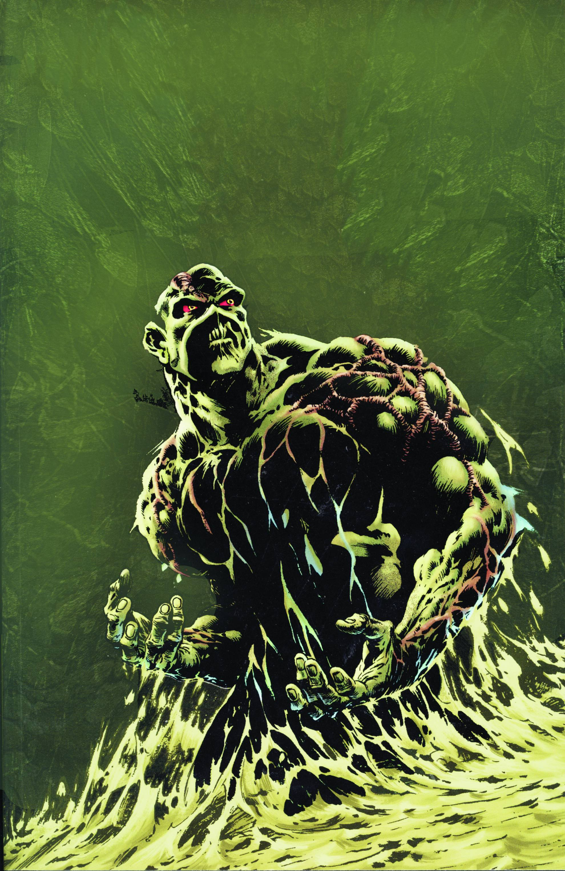 Swamp Thing: Roots of the Swamp Thing TP