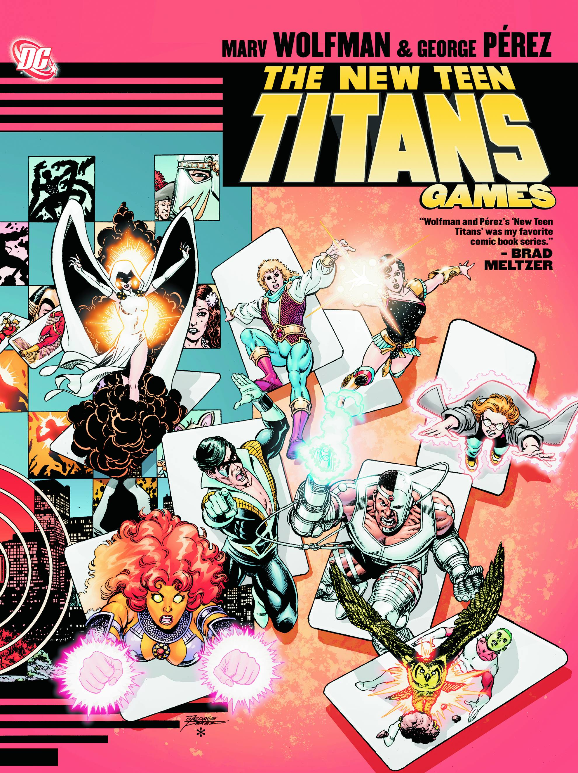 New Teen Titans: The Game HC