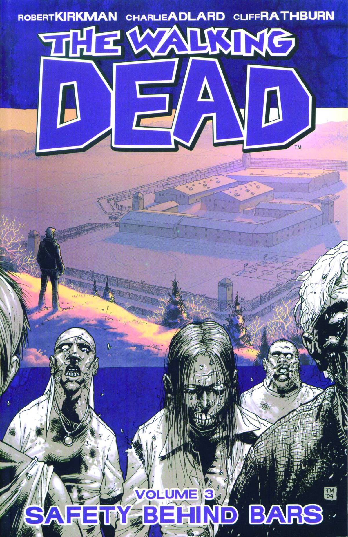 Walking Dead Volume 03 TP