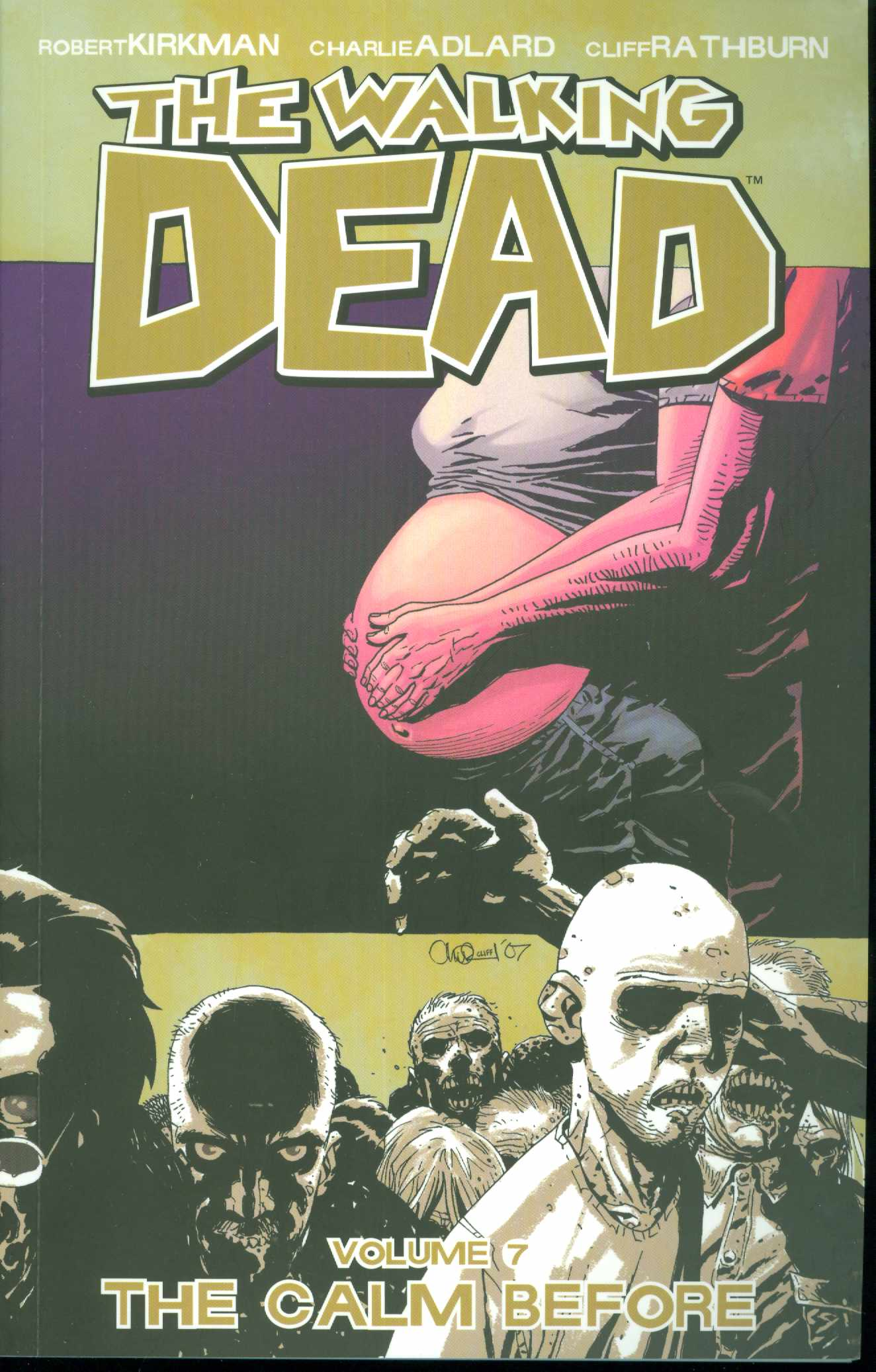 Walking Dead Volume 07 TP