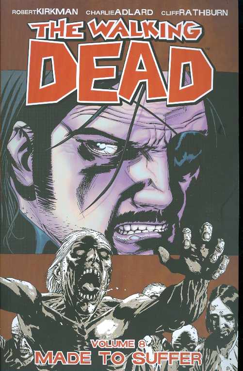 Walking Dead Volume 08 TP