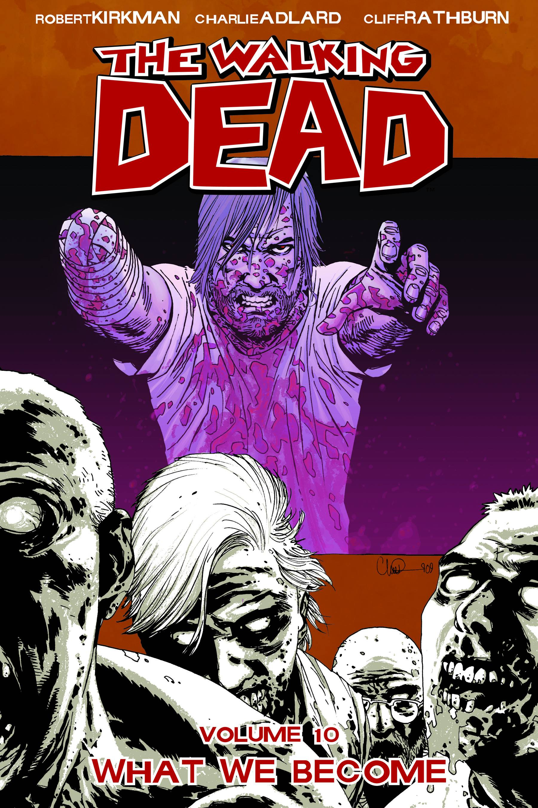 Walking Dead Volume 10 TP
