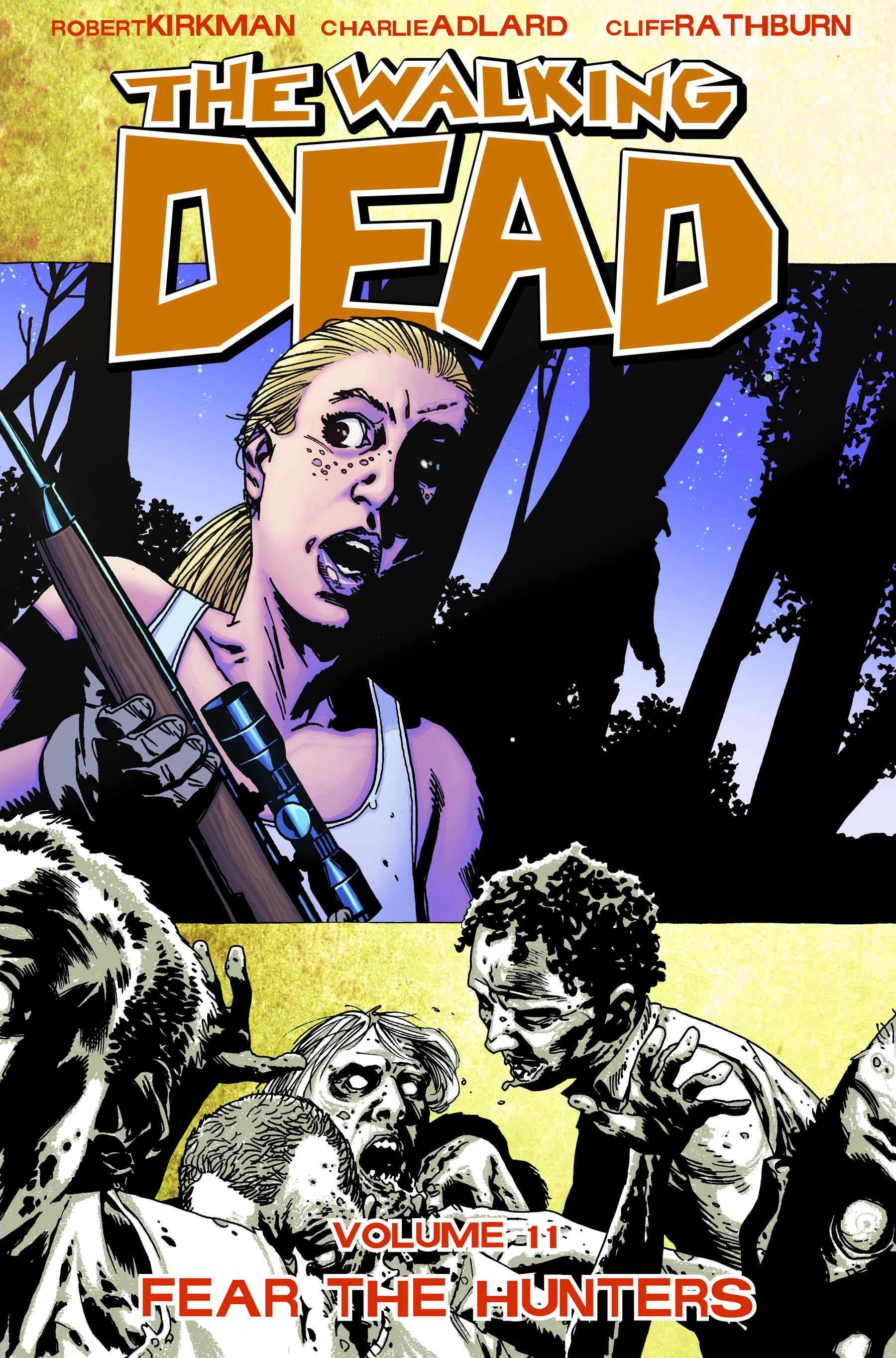 Walking Dead Volume 11 TP