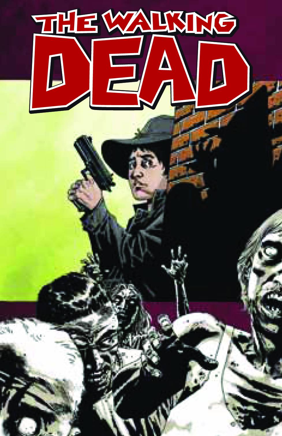 Walking Dead Volume 12 TP