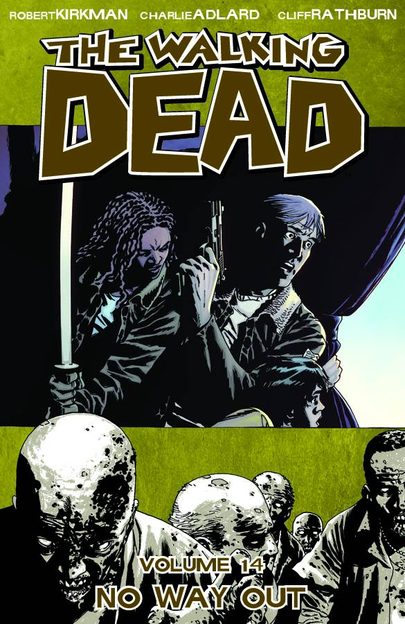Walking Dead Volume 14 TP