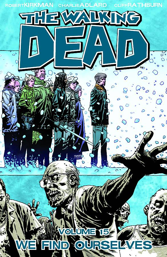 Walking Dead Volume 15 TP